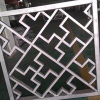 酒店外墙铝合金花窗木色铝窗花格