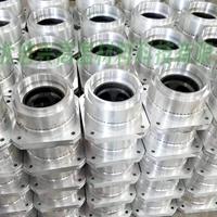 鋁棒結晶器