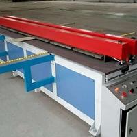 吉水塑料板材碰焊机 塑料板材卷圆机