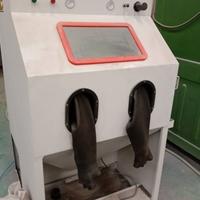 鍛鑄件除銹噴砂機