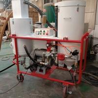 環保型噴砂機設備