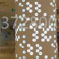 孝昌县室内走廊打印彩绘铝单板-铝板方案