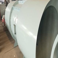 可逆双向隧道射流风机铝制叶轮可调