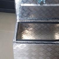 花纹铝板定制铝合金收纳箱 工具箱加工