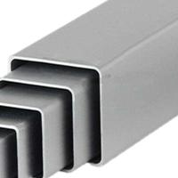 现货火热售卖铝方管规格齐全参数齐全定制加工