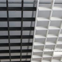 铝格栅常用规格尺寸 铝格栅可定