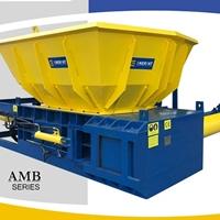 全自动铝屑压块设备,可配置废液收集装置