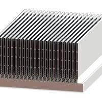 插片式散熱器 定制插片鋁型材散熱器