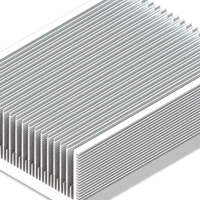西竹型材散热器 西竹铝制散热器定制