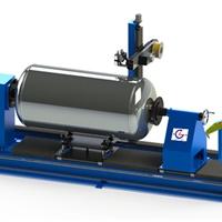 廠家直銷 HZ1220T罐體自動焊設備 結構緊湊