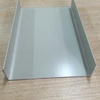 喷塑100U型槽铝