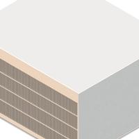 组合型材散热器 铝型材组合散热器定制