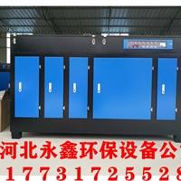 喷漆房光氧催化设备 永鑫环保设备厂家