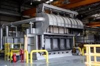专业生产25吨蓄热式固定直炉门熔炼炉