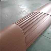 透光包柱铝板-造型包柱铝单板厂家