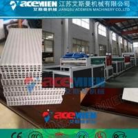 中空模板设备、塑料模板生产线