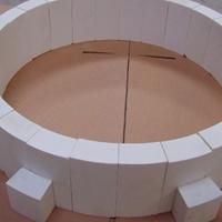 浩揚氧化鋁陶瓷管耐磨陶瓷管