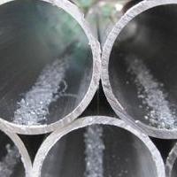 内外光亮薄壁铝管、6063氧化铝管