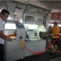 邓氏机械的铝型材切割设备产量高吗