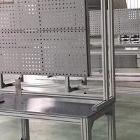 流水线生产线防静电工作台铝型材厂定制