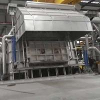 倾动式熔铝炉