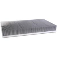 西河XHX密齿铝型材散热器 密齿散热器定制