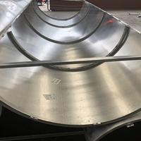弧形包柱铝单板规格尺寸任意定制