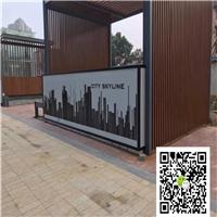 木纹造型弧形铝方通-木纹异型铝方通厂家
