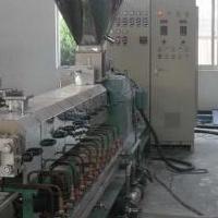 塑料PP PE高填充母料造粒机
