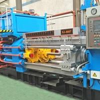 1000T铝型材挤压机生产铝型材的生产功率