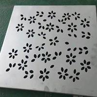 售楼中庭五柳叶雕花铝单板'墙面'全网低价