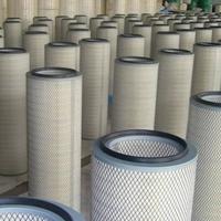 钢厂用除尘滤筒3266-锦滤滤芯-除尘滤筒