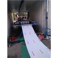 长期供应1.0厚压型铝镁锰屋面65-430