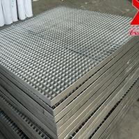 304钢格栅沟盖板保证质量