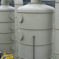 PP噴淋塔煙塵凈化塔有機廢氣治理