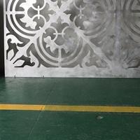 門頭鋁合金雕花鋁單板-鏤空板生產