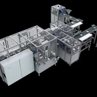 面膜装盒机,全自动面膜装盒机