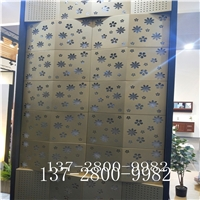 木色铝板木纹铝单板装饰以铝代木绿色环保