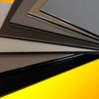 黑镜面铝塑板海量库存