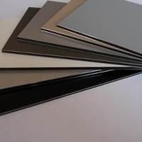 上海吉祥蓝镜面铝塑板生产厂家