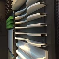 生港建材室内弧形铝方管带来不一样视觉体验