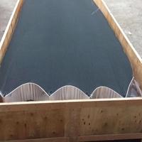 鋁蜂窩芯填充門  生態門防火門芯材