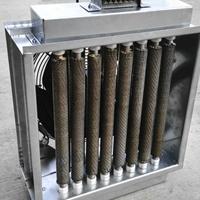 不锈钢风道加热器空气干烧电热器