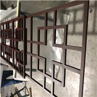厂家定制长廊仿古铝挂落门头仿古铝挂落