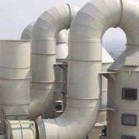生物除臭PP旋流噴淋塔除塵設備廠家