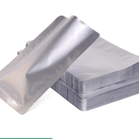 厂家供应蒸煮铝箔袋食品级真空保鲜铝箔袋