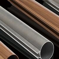 木纹型材铝天花-木纹型材铝方管-U型铝方通