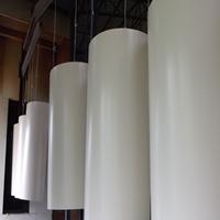 鏤空雕刻包柱鋁單板-藝術沖孔鋁單板定制