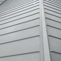 YX25-430矮立邊聚酯漆鋁鎂錳板