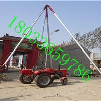 三角架立杆机电线杆起杆机水泥杆立杆机